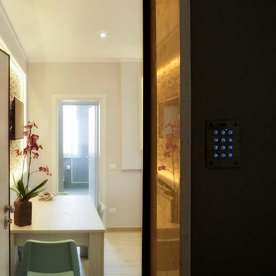 Appartamenti per 2, 4 e 6 persone a Marina di Massa vicino al Mare