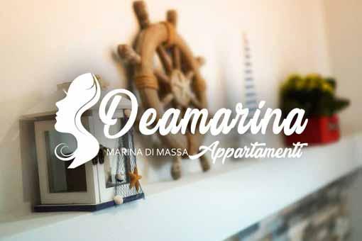 Giardino, Appartamenti Deamarina Marina di Massa